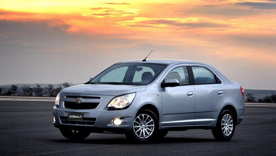 Chevrolet Cobalt. Выпускается с 2011 года. Три базовые комплектации. Цены от 571 000 до 668 000 руб.Двигатель 1.5, бензиновый. Привод передний. КПП: механическая и автоматическая.