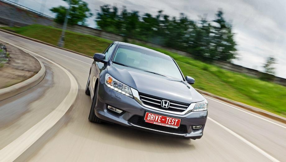 Honda Accord 9 - Тест-драйв от ATDrive ru - YouTube