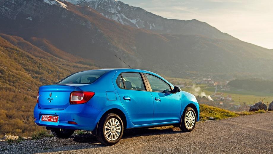 Renault Logan (2013). Выпускается с 2013 года. Десять базовых комплектаций. Цены от 534 000 до 789 990 руб.Двигатель 1.6, бензиновый. Привод передний. КПП: механическая и автоматическая.