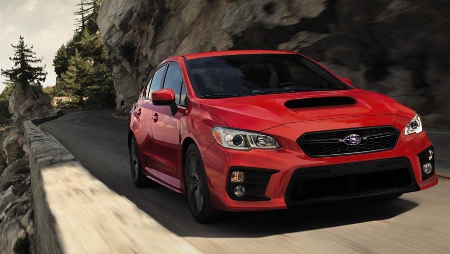 Subaru WRX. Выпускается с 2014 года. Две базовые комплектации. Цены от 2 699 000 до 2 889 900 руб.Двигатель 2.0, бензиновый. Привод полный. КПП: механическая и вариатор.