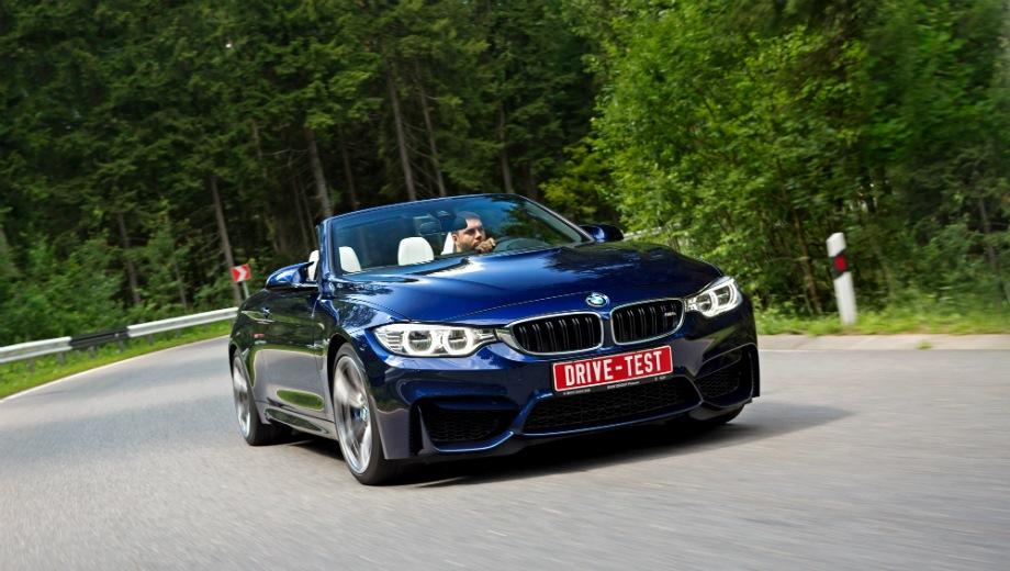 BMW M4 Convertible. Выпускается с 2014 года. Одна базовая комплектация. Цена 4 780 000 руб.Двигатель 3.0, бензиновый. Привод задний. КПП: механическая.