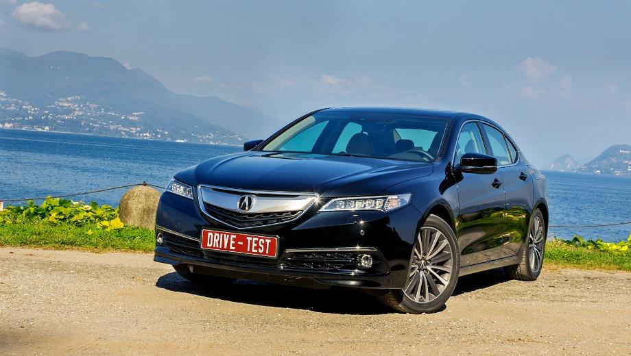 Acura TLX. Выпускается с 2014 года. Две базовые комплектации. Цены от 2 199 000 до 2 669 000 руб.Двигатель от 2.4 до 3.5, бензиновый. Привод передний и полный. КПП: роботизированная и автоматическая.
