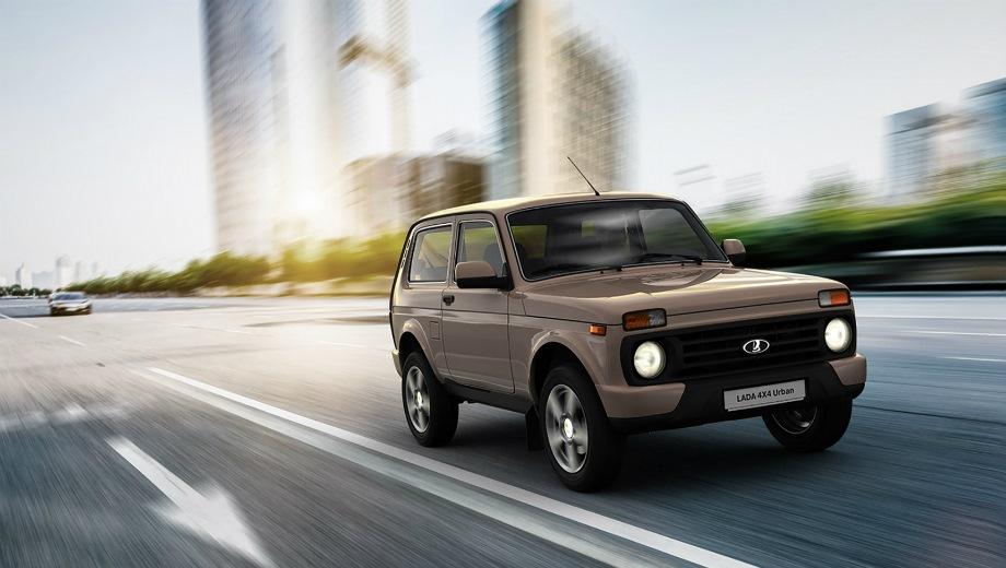 Lada 4x4 Urban. Выпускается с 2014 года. Одна базовая комплектация. Цена 511 700 руб.Двигатель 1.7, бензиновый. Привод полный. КПП: механическая.