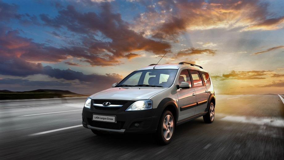 Lada Largus Cross. Выпускается с 2014 года. Две базовые комплектации. Цены от 695 900 до 720 900 руб.Двигатель 1.6, бензиновый. Привод передний. КПП: механическая.