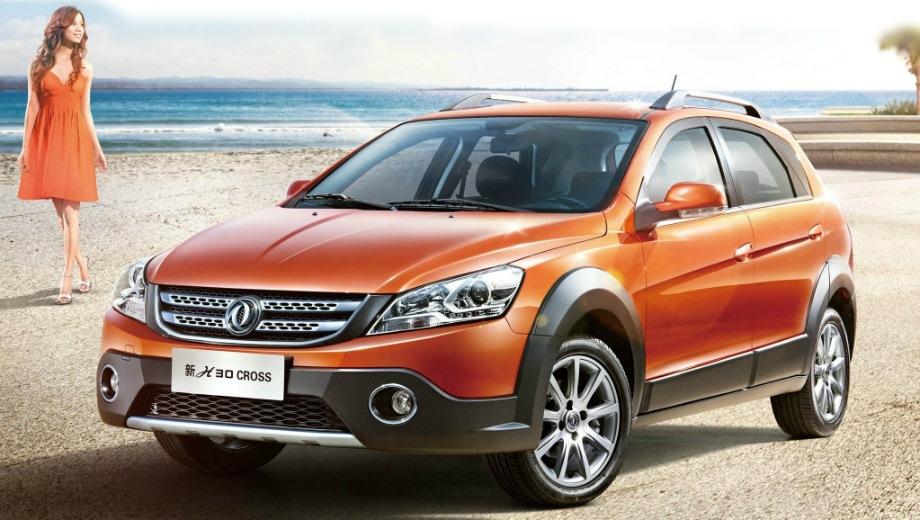 Dongfeng H30 Cross. Выпускается с 2014 года. Две базовые комплектации. Цены от 649 000 до 709 000 руб.Двигатель 1.6, бензиновый. Привод передний. КПП: механическая и автоматическая.