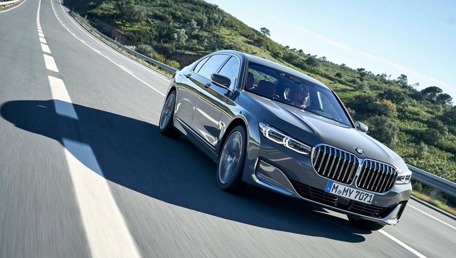 BMW 7 Series Sedan. Выпускается с 2015 года. Десять базовых комплектаций. Цены от 6 510 000 до 12 140 000 руб.Двигатель от 2.0 до 6.6, бензиновый и дизельный. Привод задний и полный. КПП: автоматическая.
