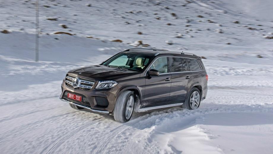 Mercedes-Benz GLS. Выпускается с 2016 года. Три базовые комплектации. Цены от 5 350 000 до 7 820 000 руб.Двигатель от 3.0 до 4.7, бензиновый и дизельный. Привод полный. КПП: автоматическая.