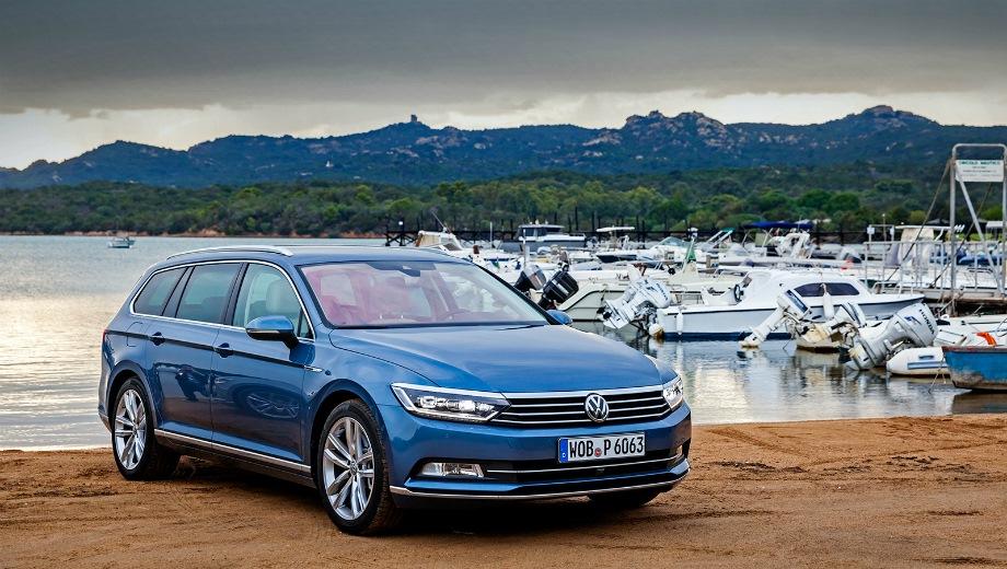 Volkswagen Passat Variant. Выпускается с 2015 года. Шесть базовых комплектаций. Цены от 1 929 000 до 2 309 000 руб.Двигатель от 1.8 до 2.0, дизельный и бензиновый. Привод передний. КПП: роботизированная.
