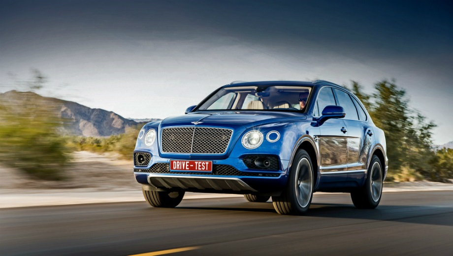 Bentley Bentayga. Выпускается с 2016 года. Две базовые комплектации. Цены от 13 767 000 до 18 486 000 руб.Двигатель от 4.0 до 6.0, бензиновый. Привод полный. КПП: автоматическая.