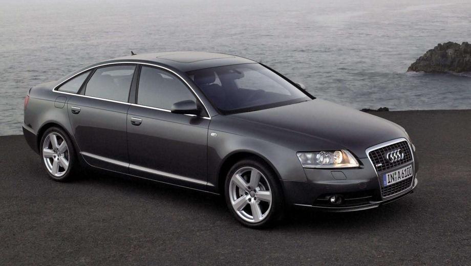 Audi A6 (2005). Выпускается с 2005 года. Десять базовых комплектаций. Цены от 1 628 300 до 3 065 500 руб.Двигатель от 2.0 до 4.2, бензиновый и дизельный. Привод передний и полный. КПП: механическая, вариатор и автоматическая.