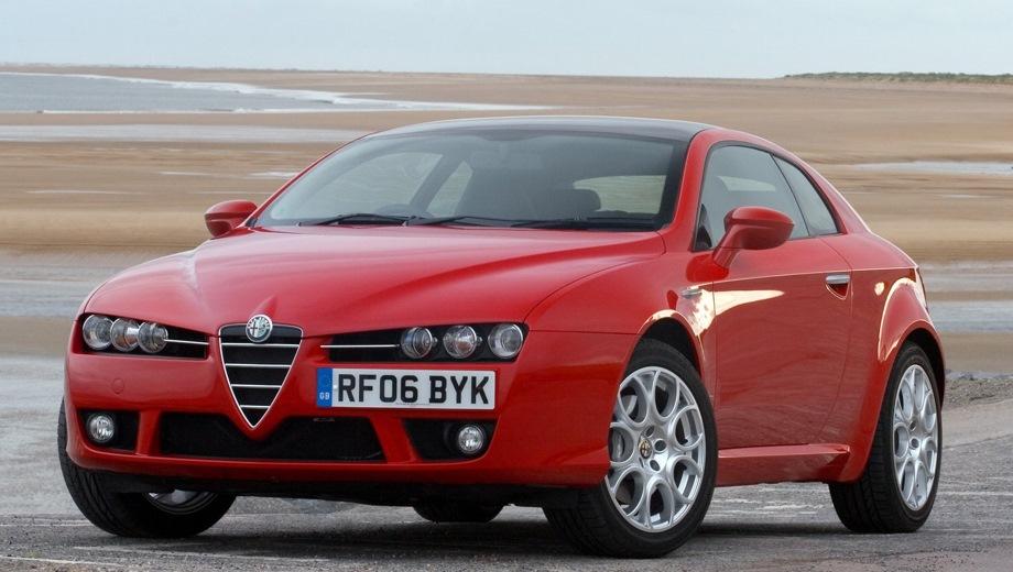 Alfa Romeo Brera. Выпускается с 2005 года. Четыре базовые комплектации. Цена пока неизвестна.Двигатель от 2.2 до 3.2, бензиновый. Привод передний и полный. КПП: механическая, роботизированная и автоматическая.