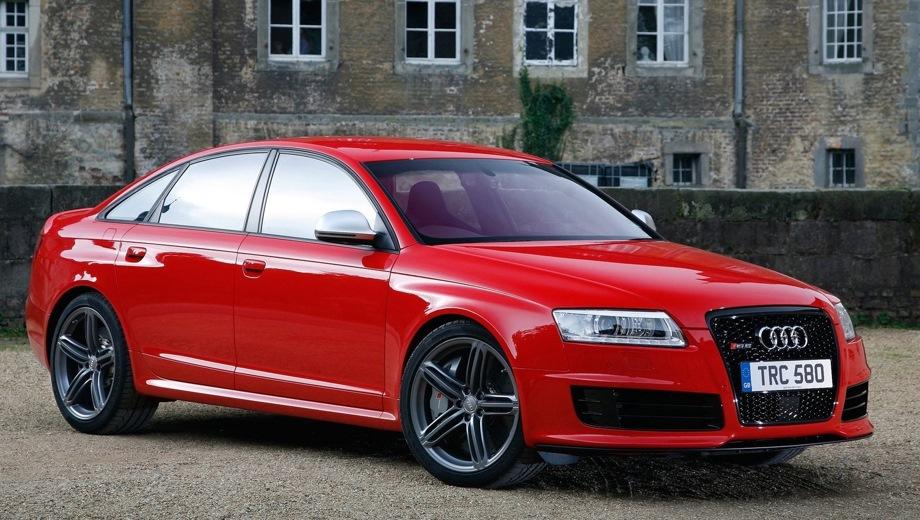 Audi RS6. Выпускается с 2008 года. Одна базовая комплектация. Цена 4 690 900 руб.Двигатель 5.0, бензиновый. Привод полный. КПП: автоматическая.