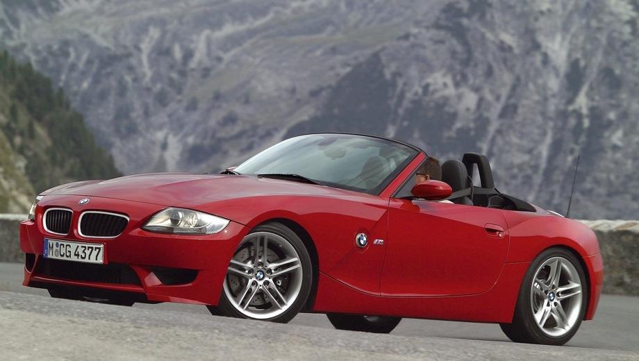 BMW Z4 M Roadster. Выпускается с 2002 года. Одна базовая комплектация. Цена 2 579 400 руб.Двигатель 3.2, бензиновый. Привод задний. КПП: механическая.