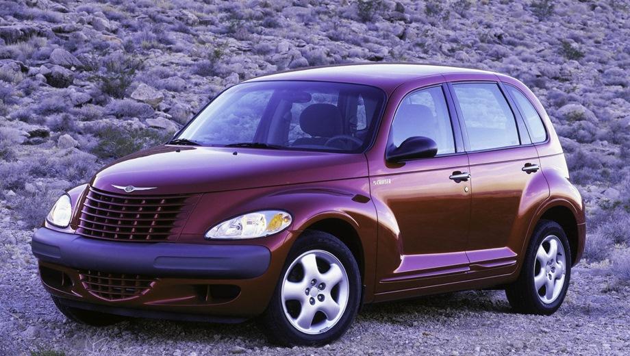 Chrysler PT Cruiser. Выпускается с 2001 года. Одна базовая комплектация. Цена 2 912 448 руб.Двигатель 2.4, бензиновый. Привод передний. КПП: автоматическая.