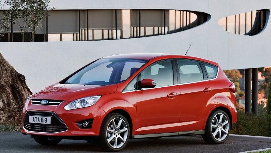 Ford C-MAX. Выпускается с 2003 года. Одиннадцать базовых комплектаций. Цены от 721 700 до 1 024 700 руб.Двигатель от 1.6 до 2.0, бензиновый и дизельный. Привод передний. КПП: механическая, автоматическая и роботизированная.
