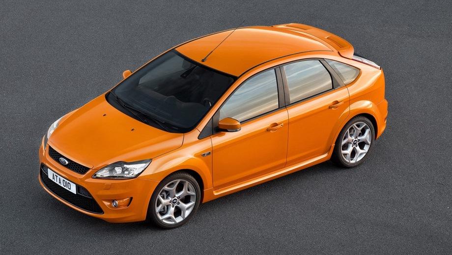 Ford Focus ST 5d. Выпускается с 2005 года. Одна базовая комплектация. Цена 1 092 100 руб.Двигатель 2.5, бензиновый. Привод передний. КПП: механическая.