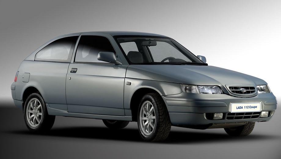 Lada 112 Coupe. Выпускается с 2002 года. Одна базовая комплектация. Цена 296 925 руб.Двигатель 1.6, бензиновый. Привод передний. КПП: механическая.