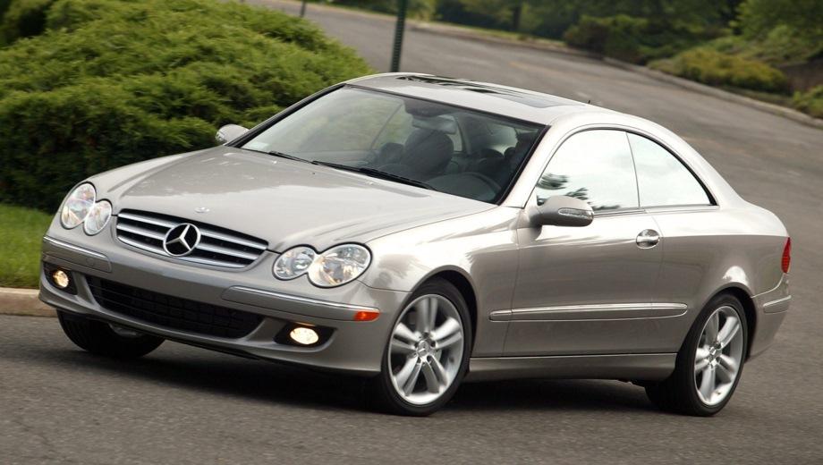 Mercedes-Benz CLK-Class Coupe. Выпускается с 2002 года. Пять базовых комплектаций. Цены от 1 768 600 до 2 815 700 руб.Двигатель от 1.8 до 5.5, бензиновый и дизельный. Привод задний. КПП: механическая и автоматическая.