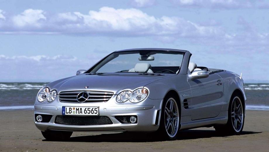 Mercedes-Benz SL 65 AMG (2001). Выпускается с 2001 года. Одна базовая комплектация. Цена 12 850 000 руб.Двигатель 6.0, бензиновый. Привод задний. КПП: автоматическая.