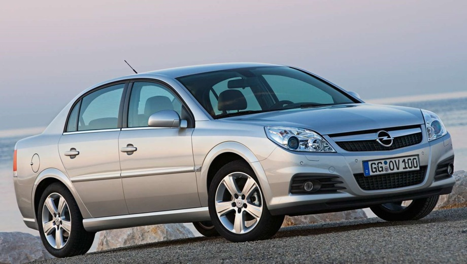 Opel Vectra Sedan. Выпускается с 2002 года. Двенадцать базовых комплектаций. Цены от 569 000 до 990 000 руб.Двигатель от 1.6 до 2.8, бензиновый и дизельный. Привод передний. КПП: механическая, роботизированная и автоматическая.
