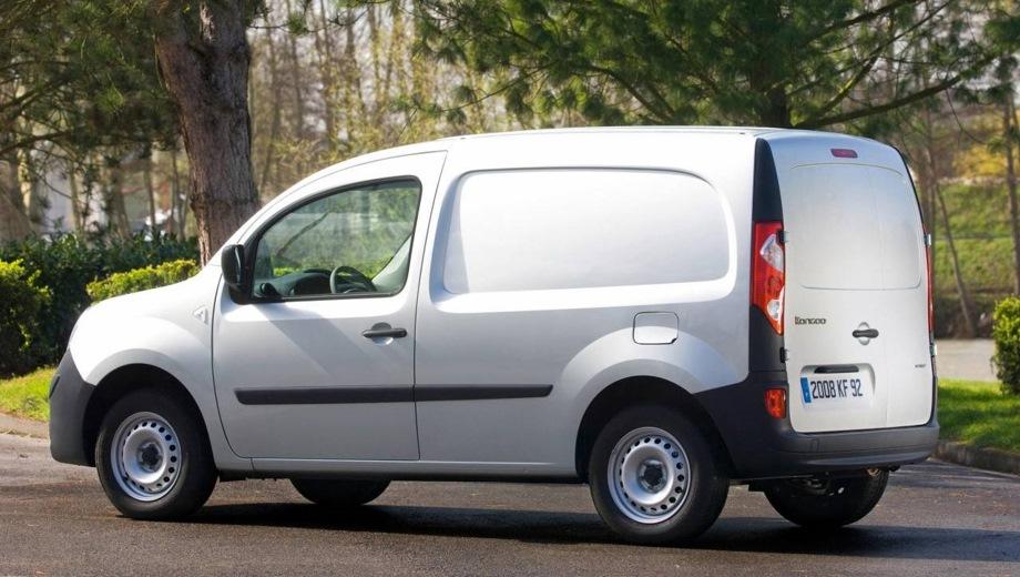 Renault Kangoo Express. Выпускается с 1998 года. Четыре базовые комплектации. Цены от 447 200 до 527 600 руб.Двигатель от 1.4 до 1.5, бензиновый и дизельный. Привод передний. КПП: механическая.