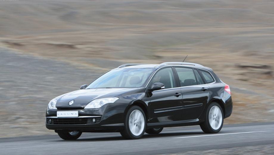 Renault Laguna Estate. Выпускается с 2007 года. Одна базовая комплектация. Цена 1 028 000 руб.Двигатель 2.0, бензиновый. Привод передний. КПП: автоматическая.