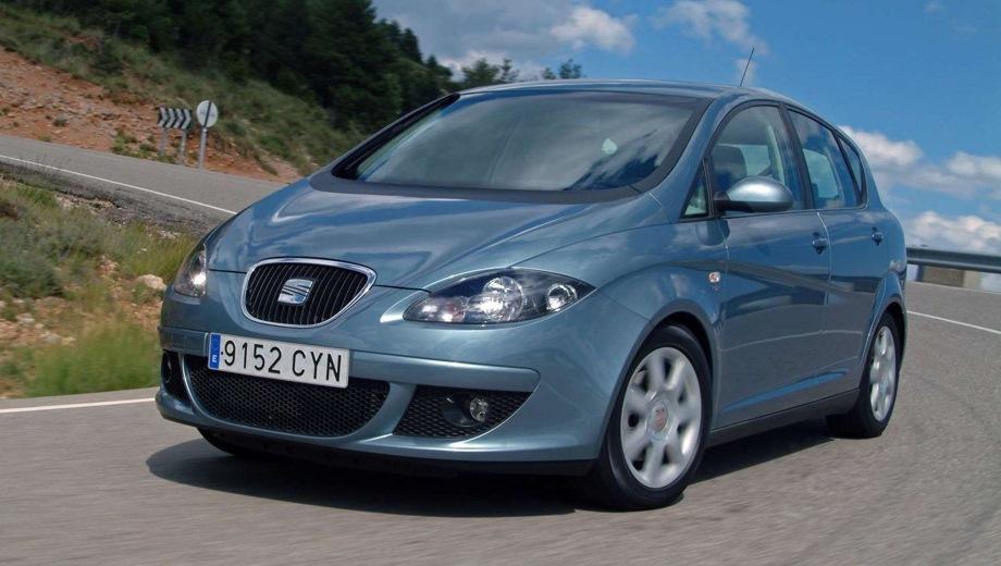 SEAT Toledo. Выпускается с 2004 года. Четыре базовые комплектации. Марка официально не представлена на российском рынке.Двигатель от 1.6 до 2.0, бензиновый. Привод передний. КПП: механическая и автоматическая.