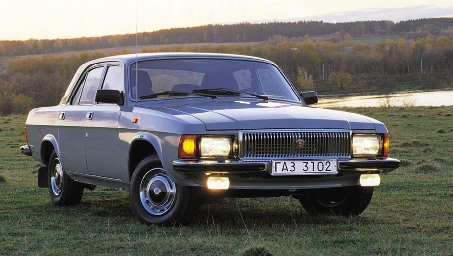 ГАЗ Волга 3102. Выпускается с 1982 года. Две базовые комплектации. Цены от 373 200 до 390 300 руб.Двигатель 2.4, бензиновый. Привод задний. КПП: механическая.