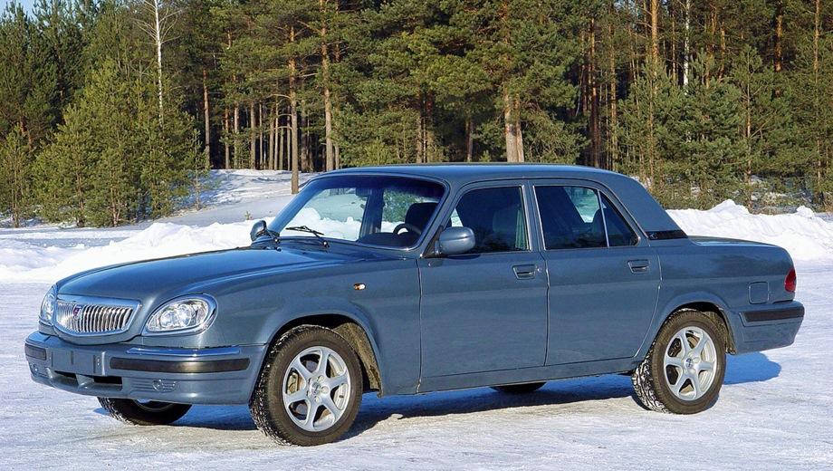ГАЗ Волга 31105. Выпускается с 2003 года. Три базовые комплектации. Цены от 311 000 до 346 200 руб.Двигатель от 2.4 до 2.5, бензиновый. Привод задний. КПП: механическая.
