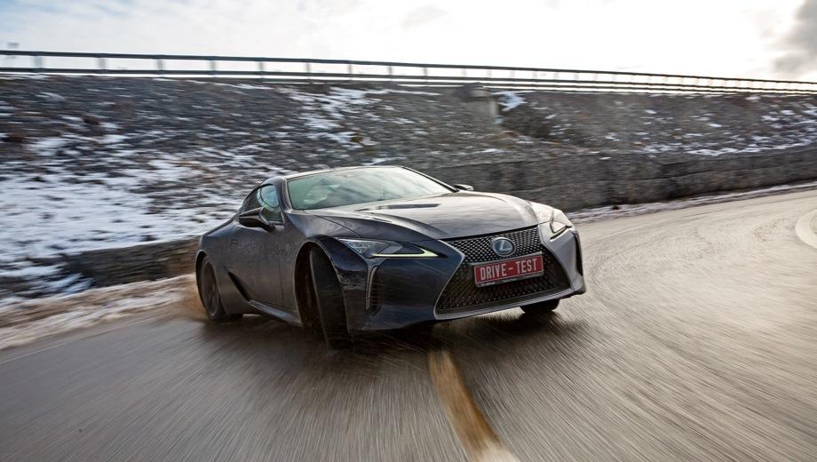 Lexus LC 500. Выпускается с 2017 года. Одна базовая комплектация. Цена 8 580 000 руб.Двигатель 5.0, бензиновый. Привод задний. КПП: автоматическая.