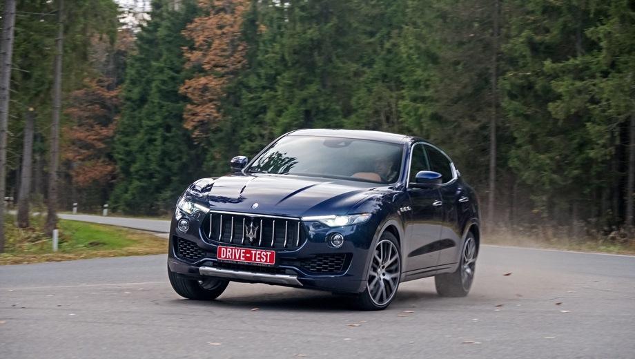 Maserati Levante. Выпускается с 2016 года. Три базовые комплектации. Цены от 5 650 000 до 7 450 000 руб.Двигатель 3.0, дизельный и бензиновый. Привод полный. КПП: автоматическая.
