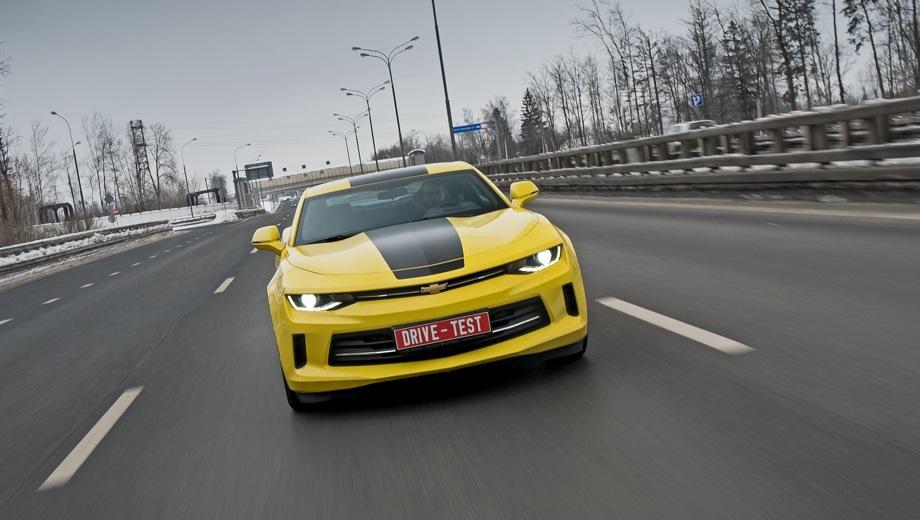 Chevrolet Camaro (2015). Выпускается с 2015 года. Одна базовая комплектация. Цена 2 990 000 руб.Двигатель 2.0, бензиновый. Привод задний. КПП: автоматическая.