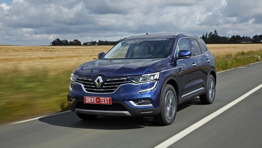 Renault Koleos. Выпускается с 2016 года. Четыре базовые комплектации. Цены от 1 699 000 до 2 337 900 руб.Двигатель от 2.0 до 2.5, бензиновый и дизельный. Привод полный. КПП: вариатор.