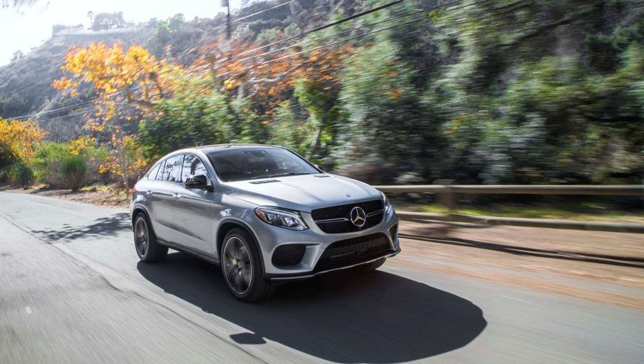 Mercedes-Benz GLE 43 AMG Coupe. Выпускается с 2016 года. Одна базовая комплектация. Цена 6 740 000 руб.Двигатель 3.0, бензиновый. Привод полный. КПП: автоматическая.