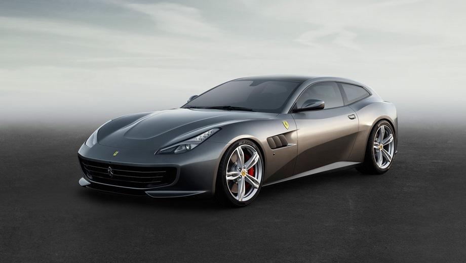 Ferrari GTC4Lusso. Выпускается с 2016 года. Две базовые комплектации. Цены от 20 000 000 до 24 000 000 руб.Двигатель от 3.9 до 6.3, бензиновый. Привод задний и полный. КПП: роботизированная.