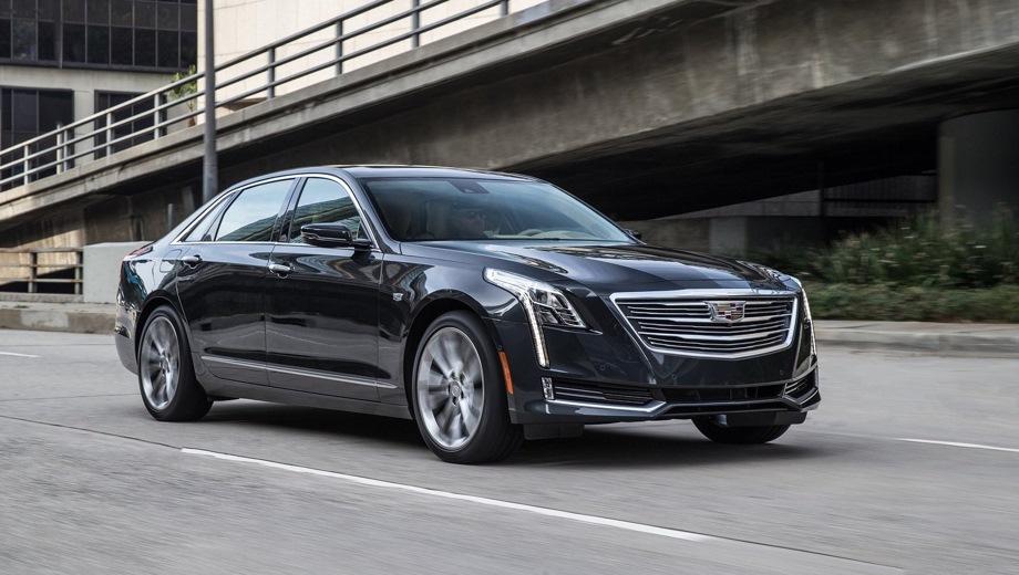 Cadillac CT6. Выпускается с 2016 года. Две базовые комплектации. Цены от 3 990 000 до 5 190 000 руб.Двигатель 3.6, бензиновый. Привод полный. КПП: автоматическая.