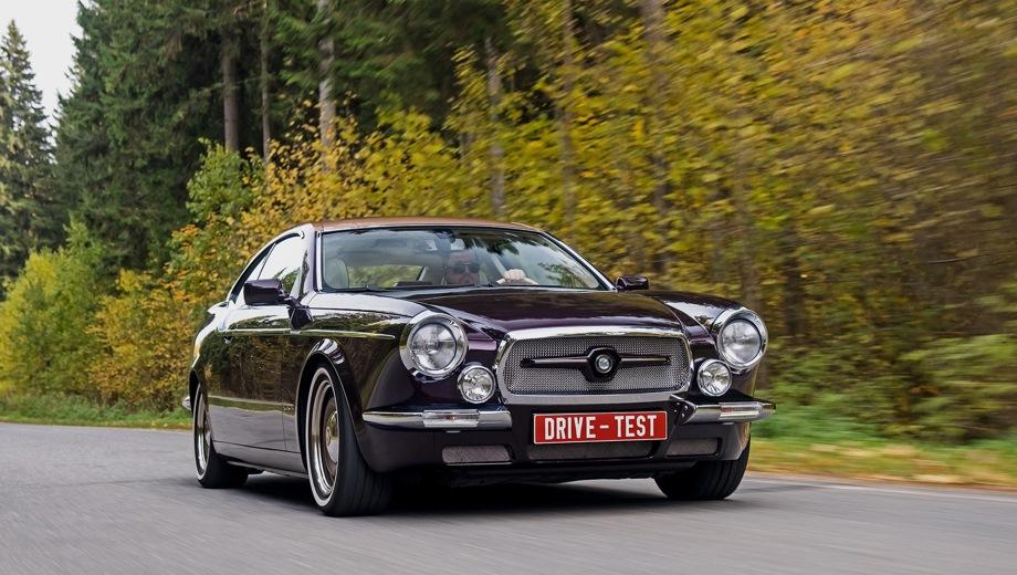 Bilenkin Classic Cars Vintage (2016). Выпускается с 2016 года. Одна базовая комплектация. Цена 20 000 000 руб.Двигатель 3.0, бензиновый. Привод задний. КПП: автоматическая.