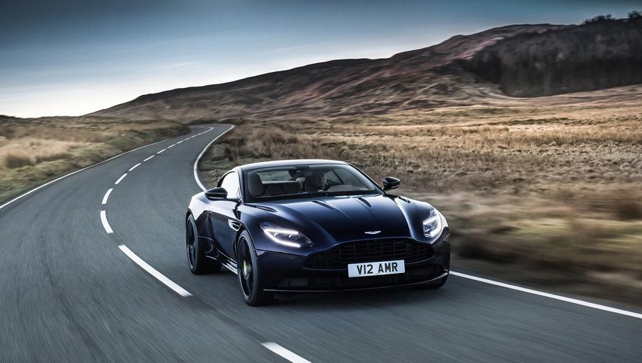 Aston Martin DB11 Coupe. Выпускается с 2016 года. Две базовые комплектации. Цены от 17 800 000 до 21 000 000 руб.Двигатель от 4.0 до 5.2, бензиновый. Привод задний. КПП: автоматическая.