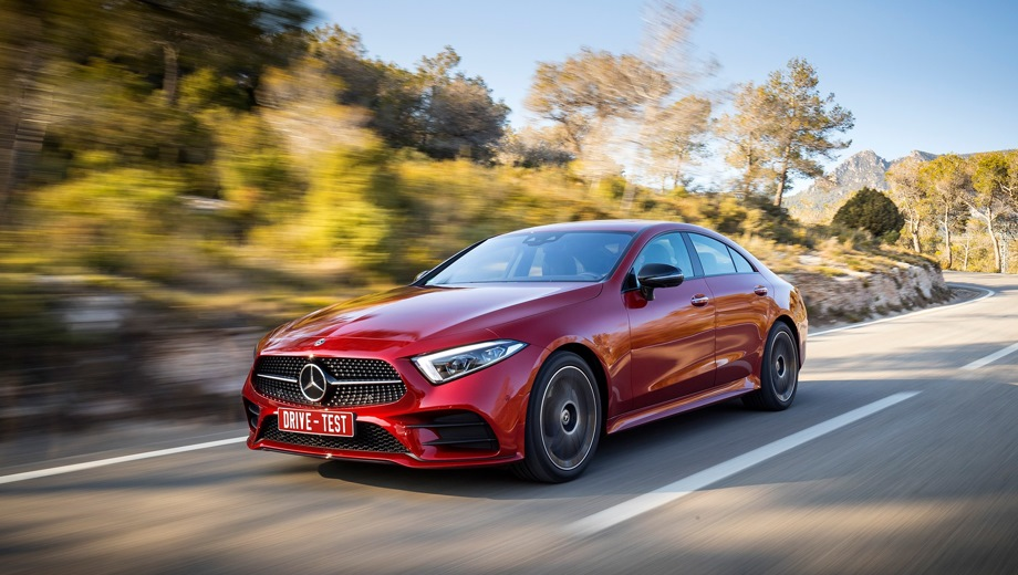 Mercedes-Benz CLS. Выпускается с 2017 года. Четыре базовые комплектации. Цены от 6 350 000 до 8 110 000 руб.Двигатель от 2.0 до 3.0, бензиновый и дизельный. Привод полный. КПП: автоматическая.