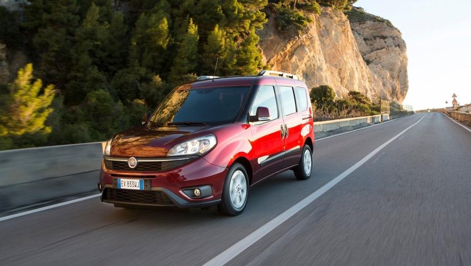 FIAT Doblo Combi. Выпускается с 2014 года. Одна базовая комплектация. Цена 1 120 000 руб.Двигатель 1.4, бензиновый. Привод передний. КПП: механическая.