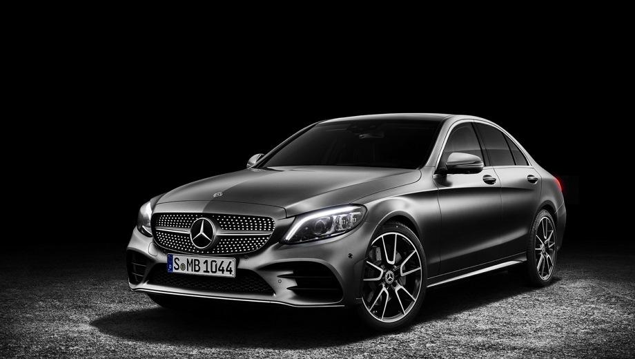 Mercedes-Benz C Sedan. Выпускается с 2018 года. Пять базовых комплектаций. Цены от 2 400 000 до 2 990 000 руб.Двигатель от 1.5 до 2.0, бензиновый. Привод задний и полный. КПП: автоматическая.
