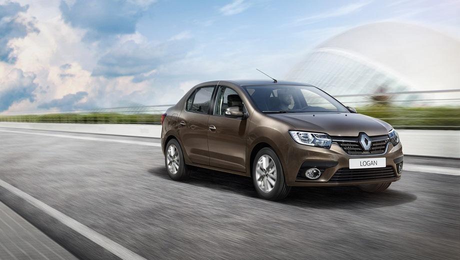 Renault Logan. Выпускается с 2018 года. Десять базовых комплектаций. Цены от 544 000 до 802 990 руб.Двигатель 1.6, бензиновый. Привод передний. КПП: механическая и автоматическая.