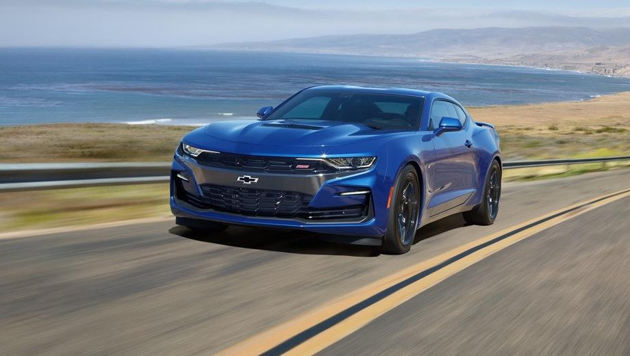 Chevrolet Camaro. Выпускается с 2018 года. Одна базовая комплектация. Цена 2 990 000 руб.Двигатель 2.0, бензиновый. Привод задний. КПП: автоматическая.