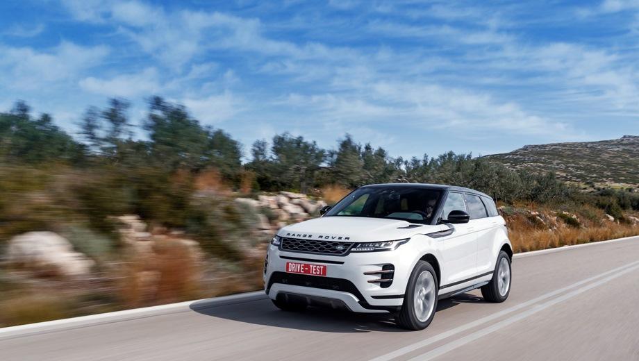 Land Rover Range Rover Evoque. Выпускается с 2018 года. Двадцать пять базовых комплектаций. Цены от 3 140 000 до 4 893 000 руб.Двигатель 2.0, дизельный и бензиновый. Привод полный. КПП: автоматическая.
