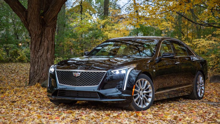 Cadillac CT6. Выпускается с 2019 года. Две базовые комплектации. Цены от 4 850 000 до 5 690 000 руб.Двигатель 3.6, бензиновый. Привод полный. КПП: автоматическая.