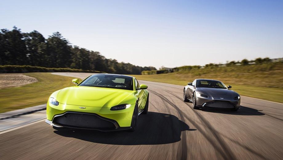 Aston Martin Vantage Coupe. Выпускается с 2017 года. Одна базовая комплектация. Цена 12 900 000 руб.Двигатель 4.0, бензиновый. Привод задний. КПП: автоматическая.