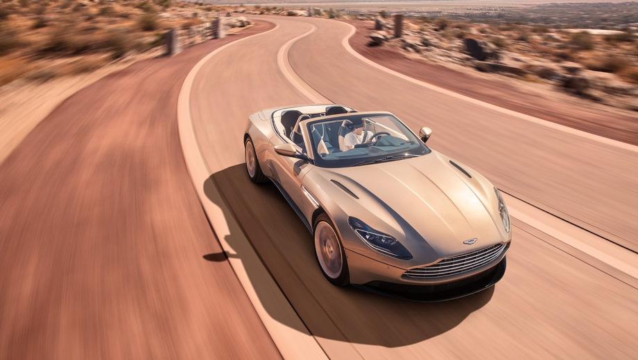 Aston Martin DB11 Volante. Выпускается с 2016 года. Одна базовая комплектация. Цена 18 400 000 руб.Двигатель 4.0, бензиновый. Привод задний. КПП: автоматическая.