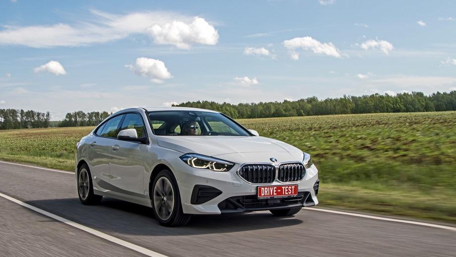 BMW 2 Series Gran Coupe. Выпускается с 2019 года. Три базовые комплектации. Цены от 2 090 000 до 3 680 000 руб.Двигатель от 1.5 до 2.0, бензиновый. Привод передний и полный. КПП: роботизированная и автоматическая.
