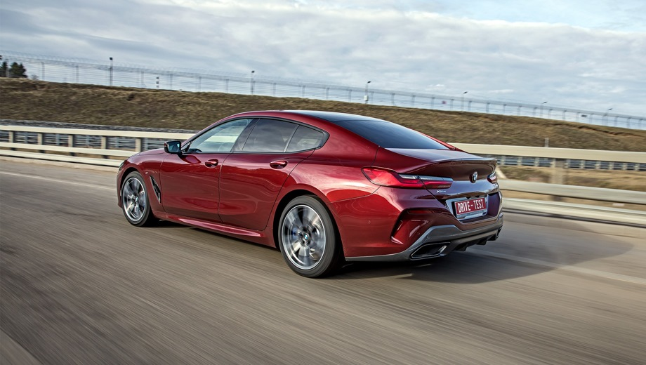 BMW 8 Series Gran Coupe. Выпускается с 2018 года. Три базовые комплектации. Цены от 7 290 000 до 9 150 000 руб.Двигатель от 3.0 до 4.4, дизельный и бензиновый. Привод полный. КПП: автоматическая.