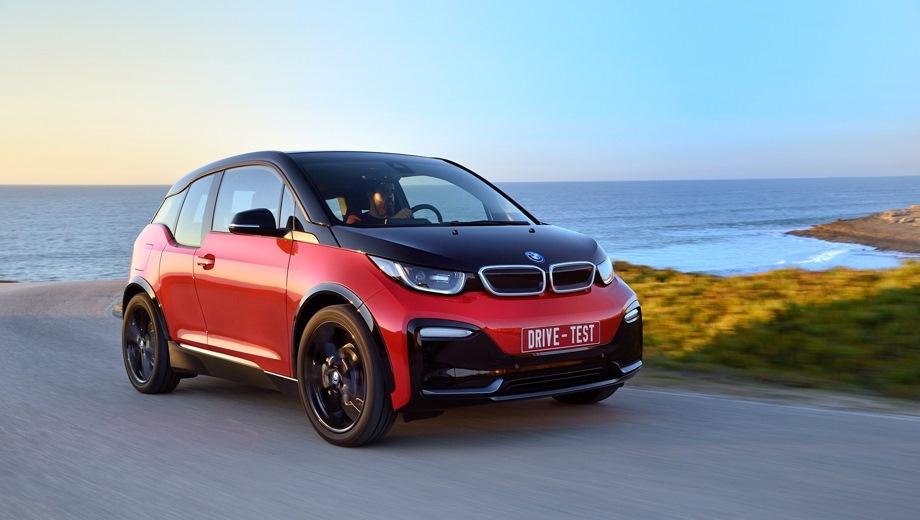 BMW i3. Выпускается с 2017 года. Две базовые комплектации. Цены от 3 840 000 до 4 140 000 руб.Привод задний. КПП: автоматическая.
